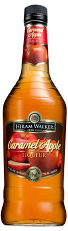 Hiram Walker Liqueur Caramel Apple